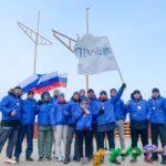 «Закаленная Россия – здоровая страна»: ВМТП принял участие в международной акции