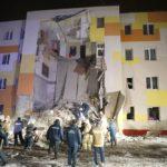 Взрыв прогремел в многоквартирном жилом доме