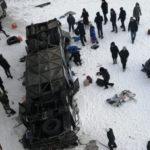 Женщину по ошибке посчитали жертвой жуткого ДТП около Читы