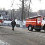 Внутри – 543 человека. Торговый центр эвакуировали во Владивостоке