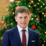 Губернатор Олег Кожемяко поздравляет приморцев с Новым годом