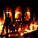 Годовалый малыш вернулся в горящий дом и погиб