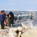 Вас предупреждали – с  каждого по 210 тысяч!  Рыбакам с оторванной льдины выставили счет?