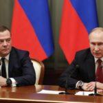 «Считаю возможным и сделаю это»: Путин придумал для Медведева новую должность