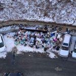 «Люди, отдыхайте»: мусорные кучи «атакуют» города