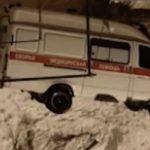 «За что платим?»: перевернулась машина скорой помощи