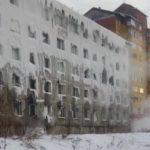 Ледяная тюрьма. Полтора месяца люди прожили под толстым слоем льда