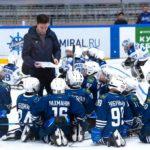 Юные воспитанники ХК «Адмирал» - об интервью, хоккее и будущем