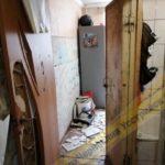 Женщина осталась глухая. Взрыв прогремел в квартире жилого дома