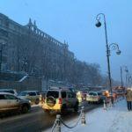 Последствия ледяного дождя: серьезные изменения внесены в движение транспорта во Владивостоке