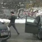 «Что за бойцовский клуб?»: водители подрались посреди дороги