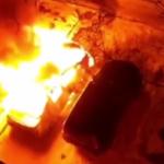 Карма заслужена: мощный пожар разбудил жителей дома