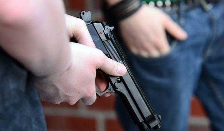 пистолет пикса