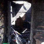 «Весь дом сгорел»: серьезный пожар оставил семью ни с чем
