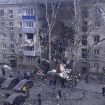 Взрыв бытового газа произошел в жилом доме