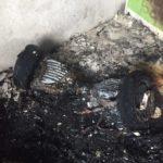 Начался пожар: гироскутер взорвался в комнате с ребенком