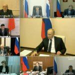Совещание Путина с губернаторами по COVID-19: основное