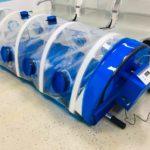 Защищены вдвойне: больницы Приморья получили специальные капсулы для больных