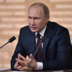 И снова поправки: президент Путин внес в Госдуму пакет