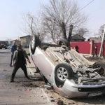 «Пьяные все»: произошла серьезная авария с участием известного такси