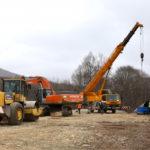 Начался ремонт аварийного моста в Приморье