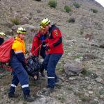 Нашли за 15 минут: подросток упал с 30-метровой скалы
