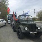 """С 9 мая приморцев поздравила компания """"Доброфлот"""""""