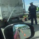 Есть жертва: мощное ДТП на трассе сняли на видео