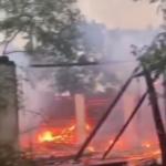 «Все китайцам отдадим»: мощный пожар разбудил жителей Приморья