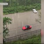 Проезд закрыт надолго: улицы Владивостока тонут одна за другой