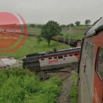 «Откуда сель?»: в Приморье сбиты вагоны локомотива
