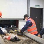 Современный мусоросортировочный комплекс появился в поселке