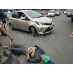 «Просто нелюдь из Хабаровска»: «странная ситуация» произошла на парковке во Владивостоке