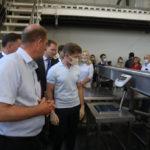 Рыбоперерабатывающий комплекс открыли в Приморье