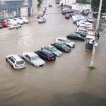 Вниманию жителей: сады, вокзал, больница, пенсионный фонд ушли под  воду