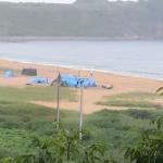 «Забудьте сюда дорогу»: молодые люди «отметились» на известном пляже в Приморье