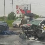 «Таксист хрипел,  военный – без сознания»: серьезное ДТП на трассе в Приморье