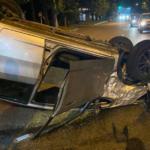 Пострадали пять авто: мощное «пьяное» ДТП сотрясло ночной Владивосток