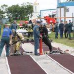 У спасателей прошли необычные тренировки во Владивостоке