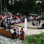 На сцене нового сквера во Владивостоке могут выступить все желающие