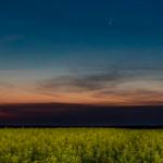 Пролетает раз в семь тысяч лет: россиянин снял редчайшую комету