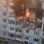 Взорвался десятиэтажный жилой дом: есть жертвы - видео