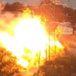 «Сами не ожидали»: выяснилась причина взрывов и пожара на Первой речке