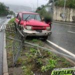 Снес всё: мощное ДТП произошло во Владивостоке