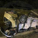 «Водитель пьяный, за рулем его дама»: последствия «лобового» ДТП попали на видео