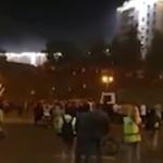 Автозак в спину, гранаты в толпу: ЧП произошло на митинге против Лукашенко