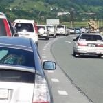 Кто собрался – не торопитесь: километровая пробка сковала популярный маршрут