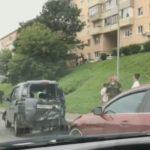 Мощное ДТП случилось на одной из улиц города