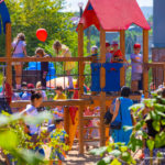 Новый сквер для детей появился в Приморье