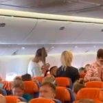 Все за одного: скандал разразился на борту самолета «Аэрофлота»